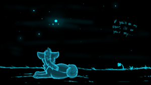You Can Hide Underneath Me by curdled-CHEESE