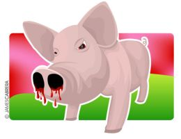 Mad Pig by ispec