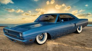 1970 Plymouth Road Runner 440 Hardtop by SamCurry