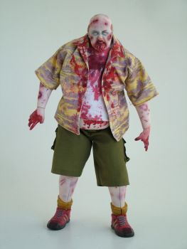 Zombie Tourist by 9pins
