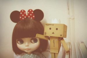 Danbo : little prince by faintart