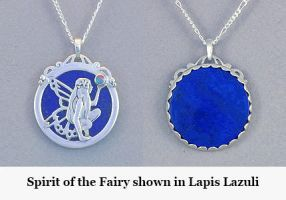 Spirit of the Fairy by KellyMorgenJewelry