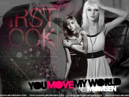 You Move My World Baby by toottii
