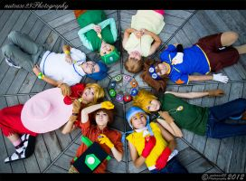 Digimon Adventure - Friends Forever by nutcase23