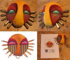 Claire's Mask by OLIVESELKIE
