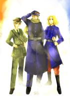 APH: Triple Entente by AlaisL
