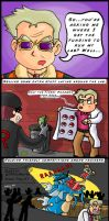 How does Oak fund his lab? by PapaPicosa