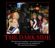 The Dark Side Sexy by MexPirateRed