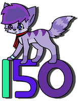 150 Watchers by Violetkay214