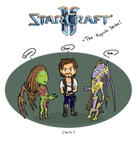 Starcraft Group Contest Entry by Aselleus