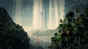 Jungle Financial Tower by hoangphamvfx