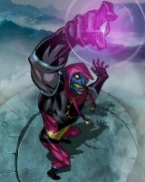 Eclipso color by JJKirby