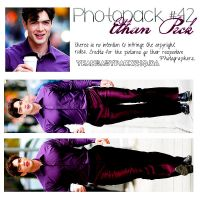 Photopack #42 Ethan Peck by YeahBabyPacksHq