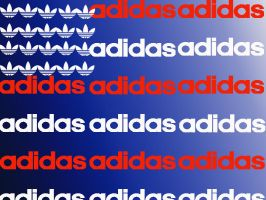Adidas Unites States by hedgiee