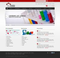 CanadianLifeScience by Webdesignerps