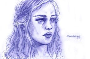 Mother of Dragons by AlcoholicRattleSnake