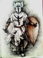 knight by Anna-Art-Graphics