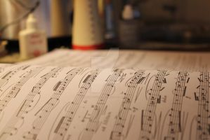 The Music In Us by EMD-Photography