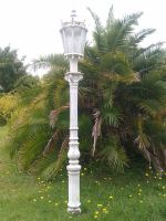 Garden lamp by AllexiaLeeBeaumont