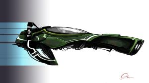 Muscle Space Car upate by Sterfry7
