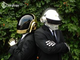 Daft Punk by DoubleZeroFX