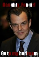 Danny Huston by Whogal1