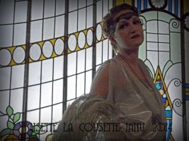 1920's party by Lisette-la-cousette
