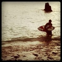 surfer exiting by september28