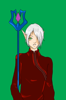 :Elven Lord: by Sisiera