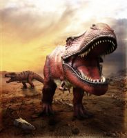 Ferociously Hungry by violscraper