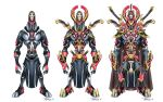 warrior_1 sequence by TedKimArt