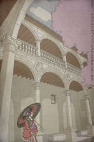 From Arias Corvelle palace to the Japan house by CarlosMaupoeySorolla