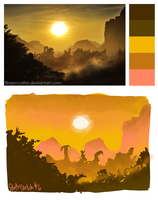 Environmentstudy06 by cottonball