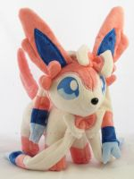 Ninfia/Sylveon by MagnaStorm