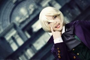 Alois Trancy - IX by DenikaKiomi