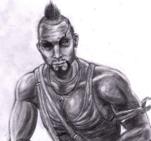 Far Cry 3 Vaas Montenegro by MauriceDiekmann