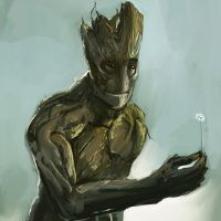 Groot by Deano-landon