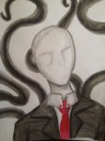 Women like a Sharp Dressed Slenderman by Mmm-Brainss