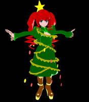 [MotM] - Christmas Trina by justforcontest
