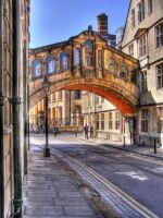 Hertford Bridge by s-kmp