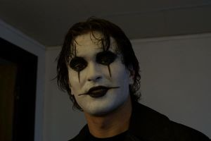 The Crow make-up 2 by selmafx
