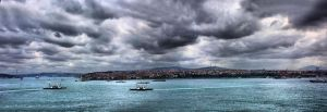 Bosphorus... by sunandcloud