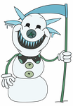 The Abominable Snowclown by SumPerson