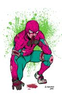 Spider-Man by JZINGERMAN