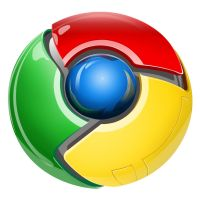 Google Chrome Old Logo PSD by ockre