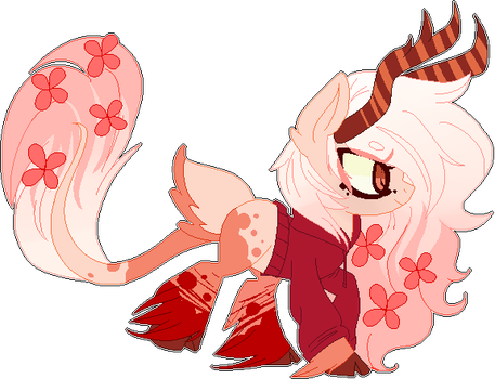 [adopt] Cherry Blossom Themed Adopt [closed] by lapithyst