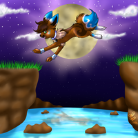 Leap Of Faith by eevee4everX3