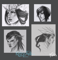 WIPs Sept by Krizy
