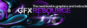 GFXresource Banner by Loupu
