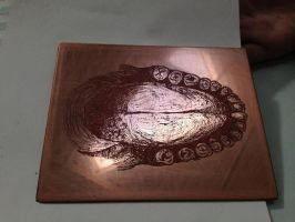 Copper Plate by xRaynierx